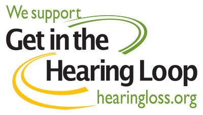 Hearing Loss Association of America Logo